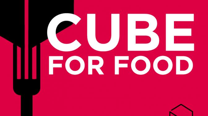 Cube for Food – September 22