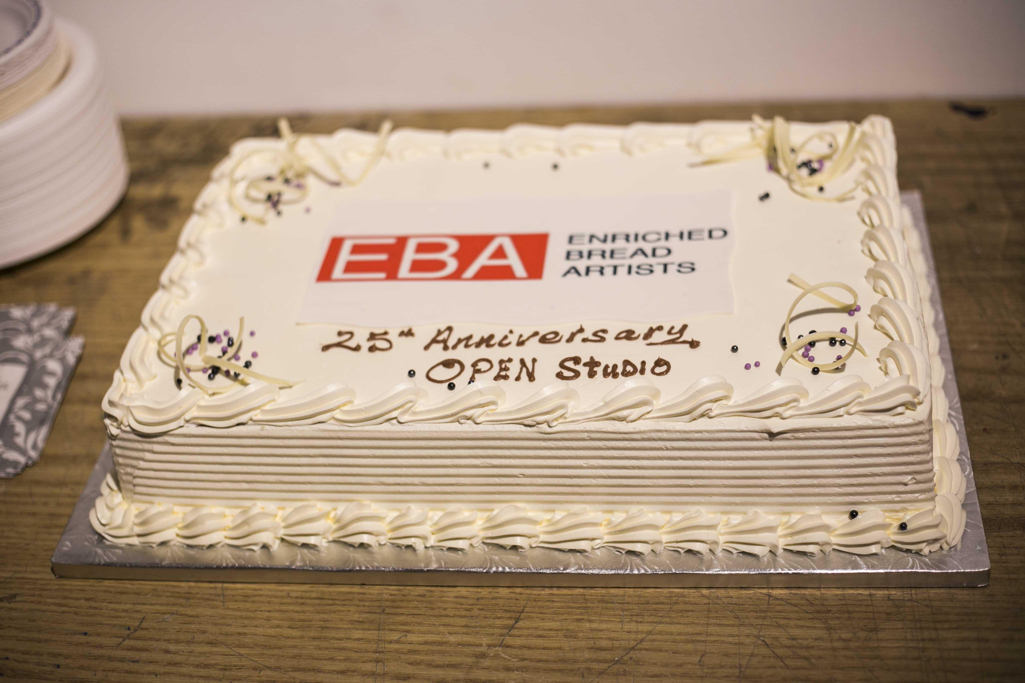 Enriched Bread Artists (EBA) Celebrates the 25th Anniversary Open Studio