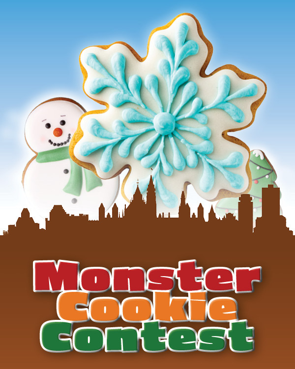 A Monster Cookie Contest – Celebrating the Holidays in 2020
